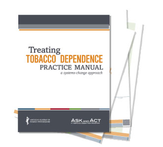Treating Tobacco Dependence Practice Manual